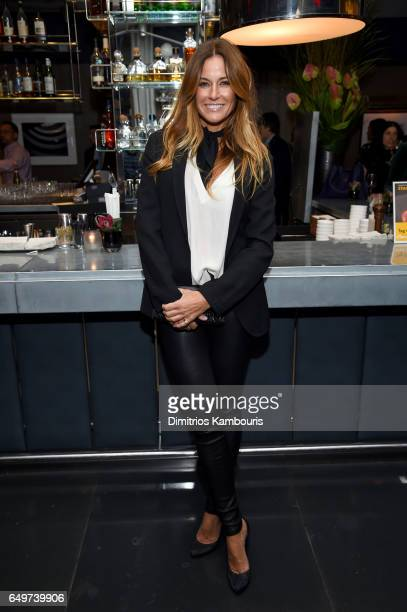 Kelly Killoren Bensimon attends the Two Turns From Zero Book Launch Event at The Regency Bar and Grill on March 8 2017 in New York City