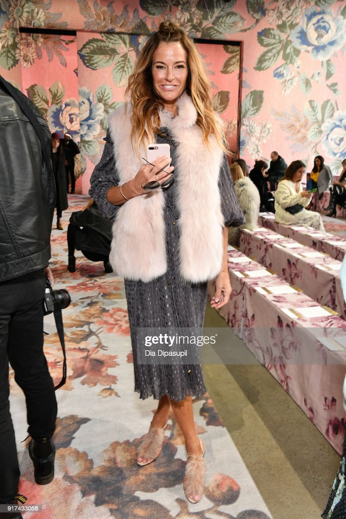 Zimmermann - Front Row - February 2018 - New York Fashion Week: The Shows