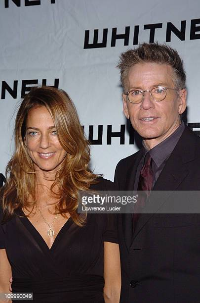 Kelly Klein and Calvin Klein during 2005 Whitney Gala After Party at Whitney Museum in New York City New York United States