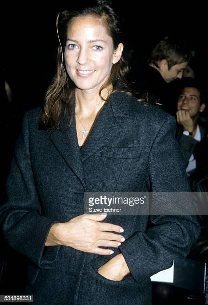 Kelly Klein at Marc Jacobs Fashion Show New York November 3 1997