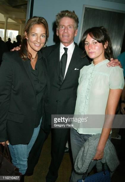 Kelly Klein Calvin Klein and Lisa Marie Fernandez
