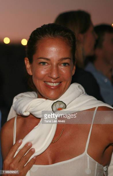 Kelly Klein during Allure's Linda Wells Hosts Her Annual Clambake at Fowler Beach in Southampton at Fowler Beach in Southampton New York United States