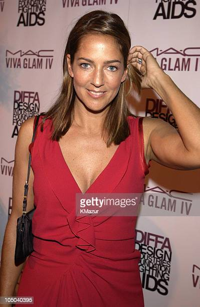 Kelly Klein during Viva Glam Casino sponsored by MAC Cosmetics to benefit DIFFA and hosted by Maggie Rizer at Cipriani 42nd Street in New York City...