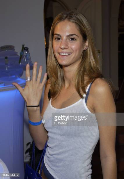 Kelly Kruger at Swatch during Sunset Marquis Oasis Hosts PreMTV Awards with SPIN Magazine Rock the Vote at Sunset Marquis Villas in West Hollywood...