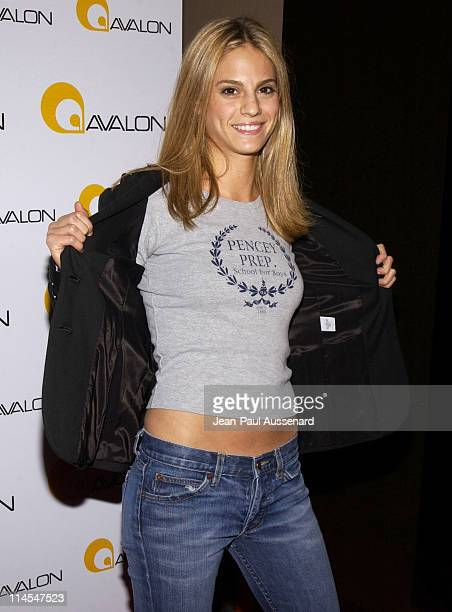 Kelly Kruger during Avalon Hollywood Grand Opening Arrivals at Avalon in Hollywood California United States