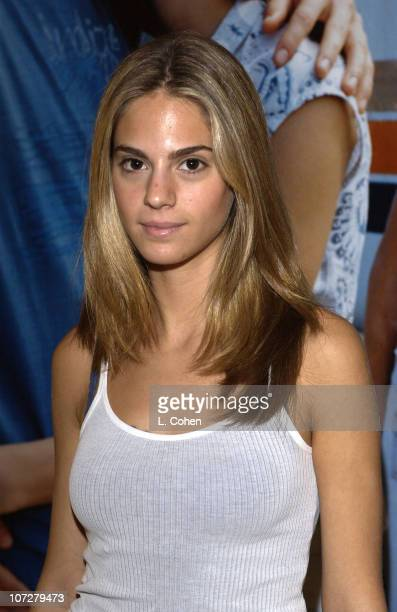 Kelly Kruger during Sunset Marquis Oasis Hosts PreMTV Awards with SPIN Magazine Rock the Vote at Sunset Marquis Villas in West Hollywood California...