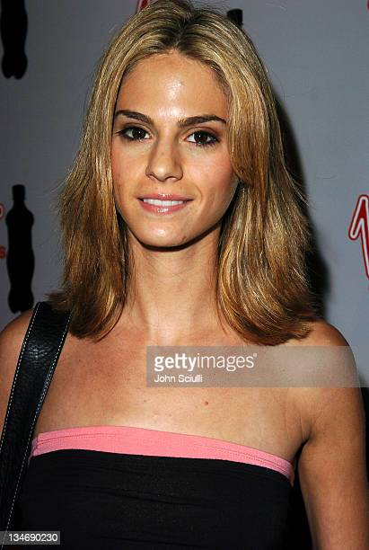 Kelly Kruger during Virgin Cola at the Post MTV Movie Awards Party Red Carpet at Fame @ Xes in Hollywood California United States
