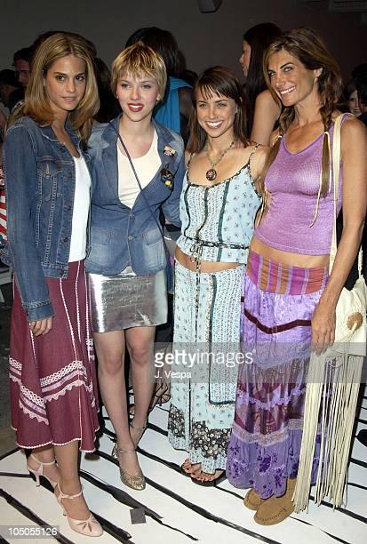 Kelly Kruger Scarlett Johansson Constance Zimmer and Hilary Shepard