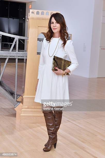 Kelly Lamb attends Chloe W Magazine And MOCA Host Private Rooftop Dinner With MOCA Director Philippe Vergne And Trustee Sutton Stracke on November 3...