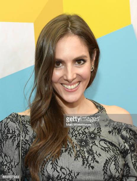 Kelly Landry at the 2017 Streamy Awards at The Beverly Hilton Hotel on September 26 2017 in Beverly Hills California