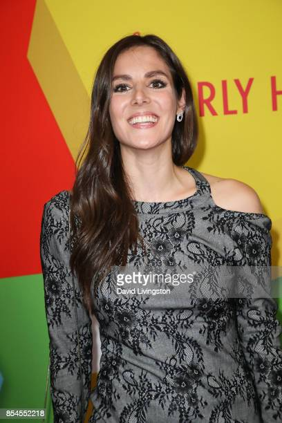 Kelly Landry attends the 7th Annual 2017 Streamy Awards at The Beverly Hilton Hotel on September 26 2017 in Beverly Hills California