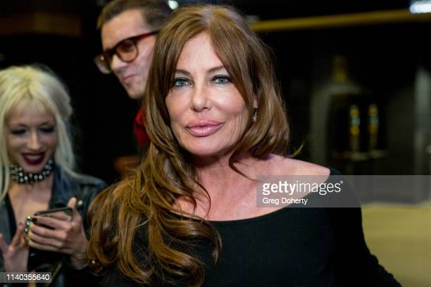 Kelly LeBrock attends the 2019 Beverly Hills Film Festival Opening Night at TCL Chinese 6 Theatres on April 03 2019 in Hollywood California