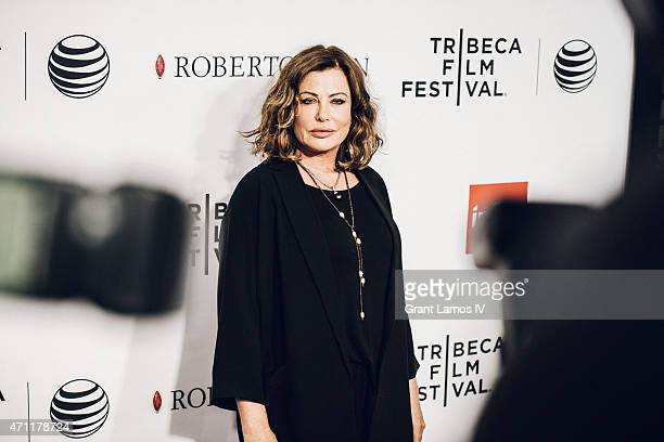 Kelly LeBrock attends the closing night screening of 'Goodfellas' during the 2015 Tribeca Film Festival at Beacon Theatre on April 25, 2015 in New...