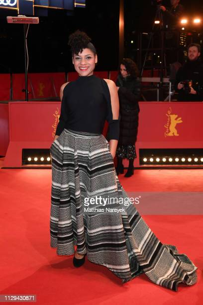 Kelly Lua attends the premiere for the screening of the Netflix film Elisa Y Marcela during the 69th Berlinale International Film Festival Berlin at...