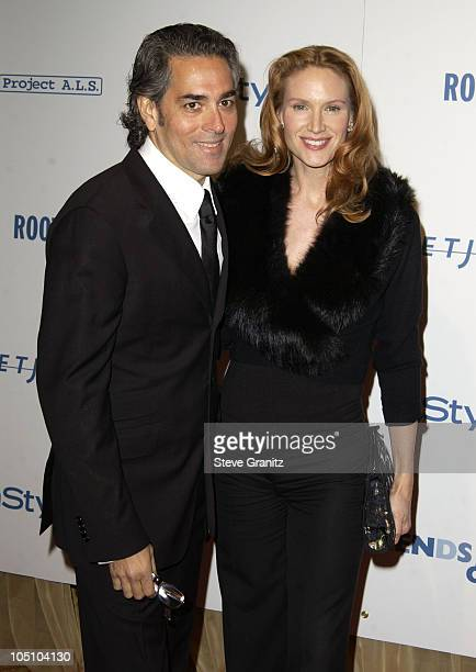 """Kelly Lynch and Mitch Glazer during Producer Brad Grey Honored at Project A.L.S. """"Friends Finding A Cure"""" at Regent Beverly Wilshire Hotel in Beverly..."""