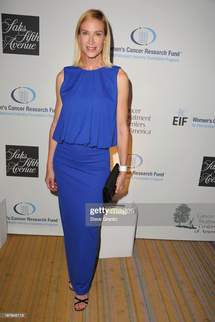 Kelly Lynch arrives at the An Unforgettable Evening Benefiting EIF's Women's Cancer Research Fund at Regent Beverly Wilshire Hotel on May 2, 2013 in Beverly Hills, California.