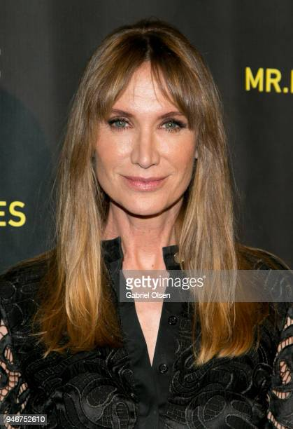 Kelly Lynch arrives for ATT Audience Network presents FYC event for Mr Mercedes at Hollywood Forever on April 15 2018 in Hollywood California