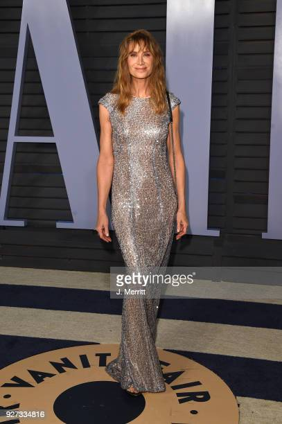 Kelly Lynch attends the 2018 Vanity Fair Oscar Party hosted by Radhika Jones at the Wallis Annenberg Center for the Performing Arts on March 4 2018...