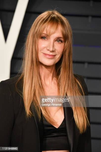 Kelly Lynch attends the 2019 Vanity Fair Oscar Party hosted by Radhika Jones at Wallis Annenberg Center for the Performing Arts on February 24 2019...