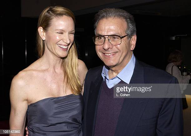 Kelly Lynch Director Peter Levin during Homeless to HarvardThe Liz Murray Story Emmy Screening at Leonard Goldenson Theatre in NoHollywood Ca United...