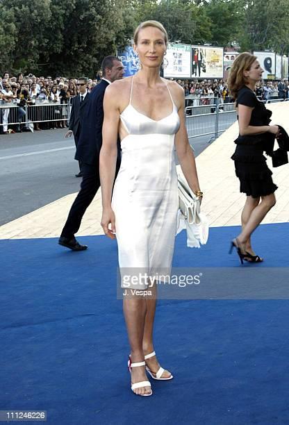Kelly Lynch during 2003 Venice Film Festival Lost in Translation Premiere at Palazzo del Cinema in Venice Lido Italy
