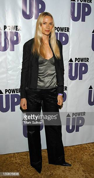 Kelly Lynch during 3rd Annual POWER UP Premiere Gala at The Regent Beverly Wilshire Hotel in Beverly Hills California United States