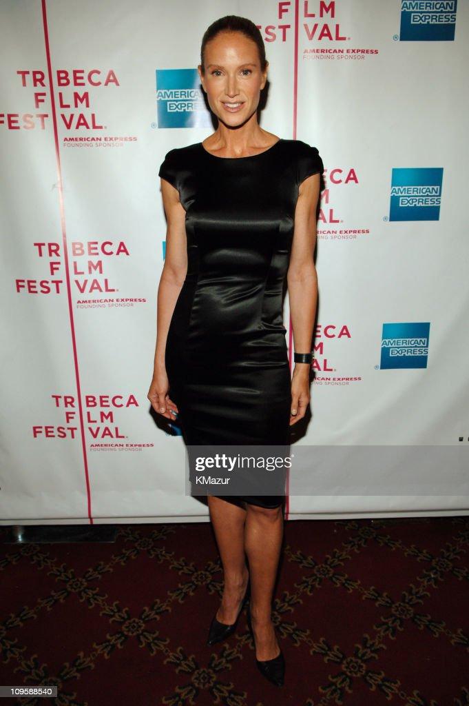 "4th Annual Tribeca Film Festival - ""The Interpreter"" Premiere - Inside Arrivals"
