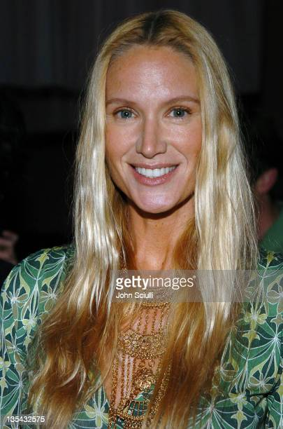 Kelly Lynch during Anonymous Content 2004 Holiday Party in Culver City California United States