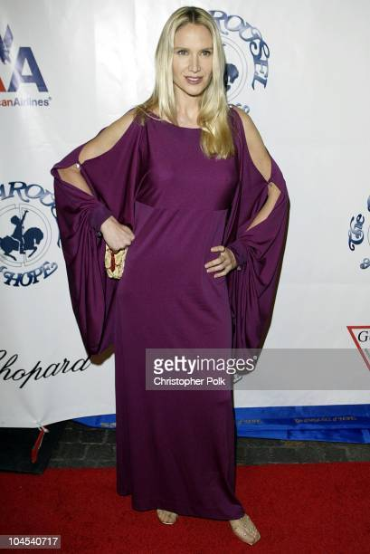 Kelly Lynch during Carousel of Hope Benefitingthe Barbara Davis Center For Childhood Diabetes at Beverly Hilton Hotel in Los Angeles CA United States