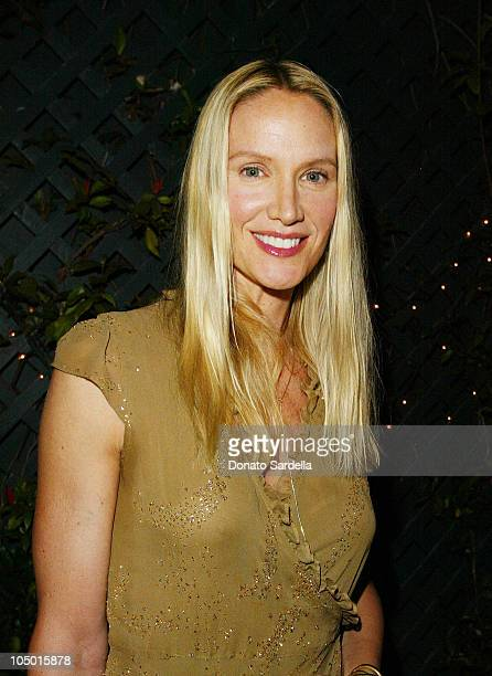 Kelly Lynch during Celebrating Jimmy Choo at South Coast Plaza at The Buffalo Club in Santa Monica California United States