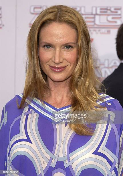 Kelly Lynch during Charlie's Angels 2 Full Throttle Premiere at Mann's Chinese Theater in Hollywood California United States