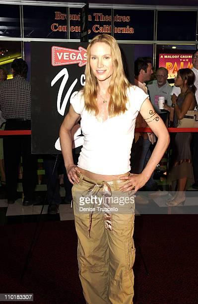 Kelly Lynch during CineVegas 2003 Film Screenings at The Palms Casino Resort in Las Vegas, Nevada.