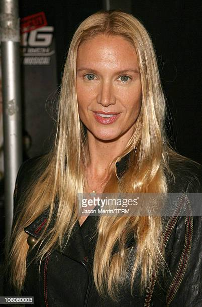 Kelly Lynch during Hedwig and The Angry Inch at The Roxy Theatre Arrivals and Show at The Roxy Theatre in Hollywood California United States