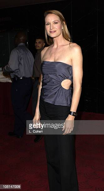 Kelly Lynch during Homeless to HarvardThe Liz Murray Story Emmy Screening at Leonard Goldenson Theatre in NoHollywood Ca United States