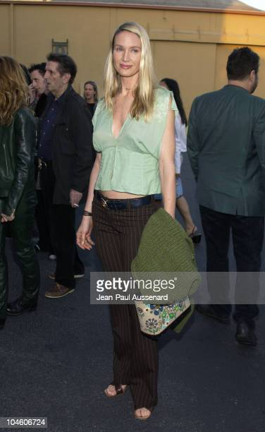 Kelly Lynch during Ivansxtc Los Angeles Premiere at Raleigh Studios in Los Angeles California United States