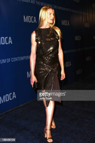 Kelly Lynch during MOCA Celebrates 25 Years Of Groundbreaking Art Achievements - Red Carpet at MOCA at The Geffen Contemporary in Los Angeles,...
