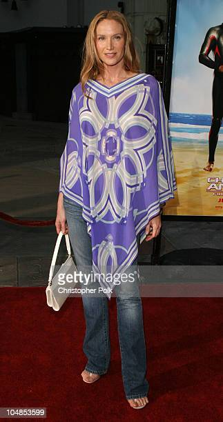 Kelly Lynch during Premiere of Charlie's Angels Full Throttle at Grauman's Chinese Theatre in Hollywood California United States