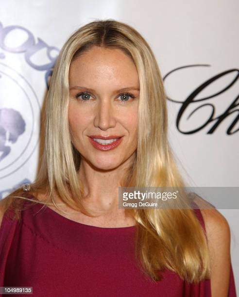 Kelly Lynch during The 15th Carousel Of Hope Ball Arrivals at Beverly Hilton Hotel in Beverly Hills California United States