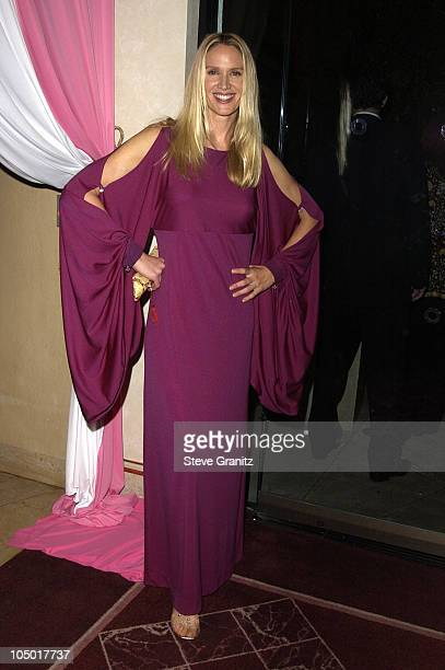 Kelly Lynch during The 15th Carousel Of Hope Ball VIP Reception at Beverly Hilton Hotel in Beverly Hills California United States