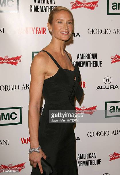 Kelly Lynch during The 21st Annual American Cinematheque Award Honoring George Clooney Arrivals at Beverly Hilton Hotel in Beverly Hills California...