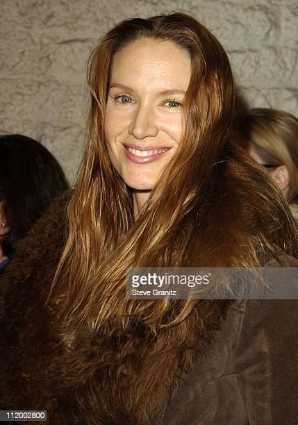 Kelly Lynch during The Hours Premiere Los Angeles at Mann's National Theatre in Westwood California United States