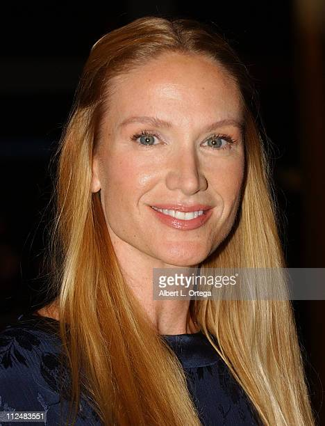 Kelly Lynch during The Jacket Los Angeles Premiere Arrivals at ArcLight Theater in Hollywood CA United States