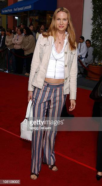 Kelly Lynch during The World Premiere of Bruce Almighty at Universal Amphitheatre in Universal City California United States