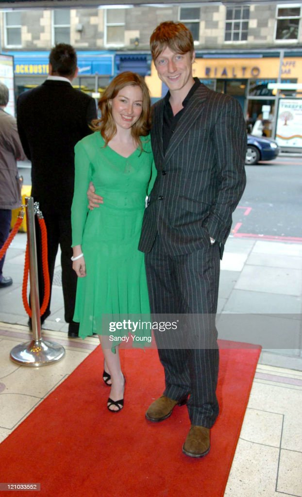 """The Girl in the Cafe"" Edinburgh Premiere - May 26, 2005"