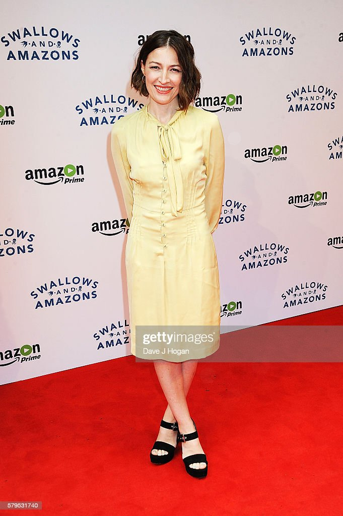 """""""Swallows and Amazons"""" - World Premiere - VIP Arrivals"""