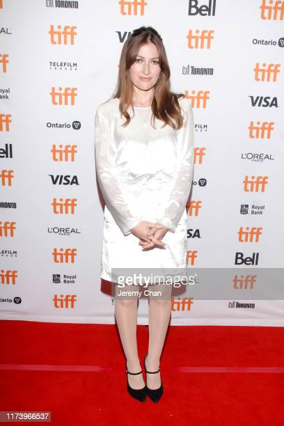 Kelly Macdonald attends the Dirt Music premiere during the 2019 Toronto International Film Festival at The Elgin on September 11 2019 in Toronto...