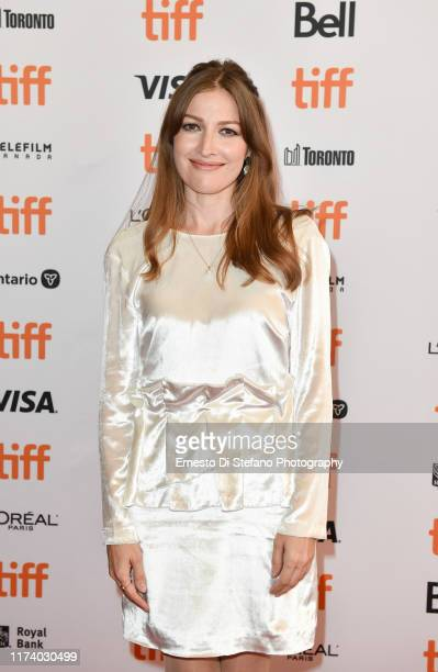 Kelly Macdonald attends the Dirt Music premiere during the 2019 Toronto International Film Festiva at The Elgin on September 11 2019 in Toronto Canada