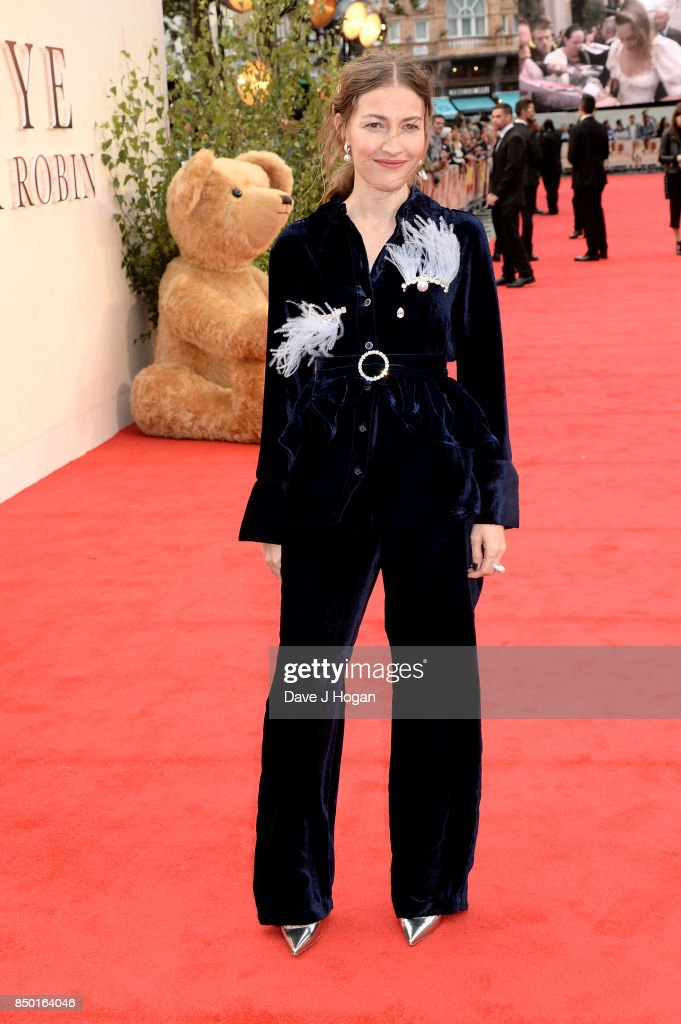 'Goodbye Christopher Robin' World Premiere - VIP Arrivals