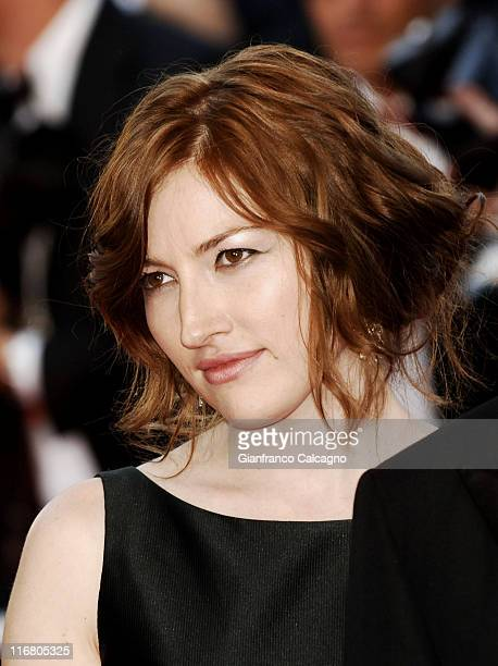 Kelly Macdonald during 2007 Cannes Film Festival 'No Country For Old Men' Premiere at Palais des Festival in Cannes France