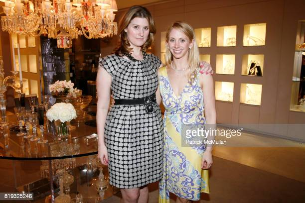 Kelly Mallon and Lara Glazier attend Madison Avenue PLATINUM JEWELS IN BLOOM Benefitting CENTRAL PARK CONSERVANCY at 32 Jewelry Boutiques on April 8...